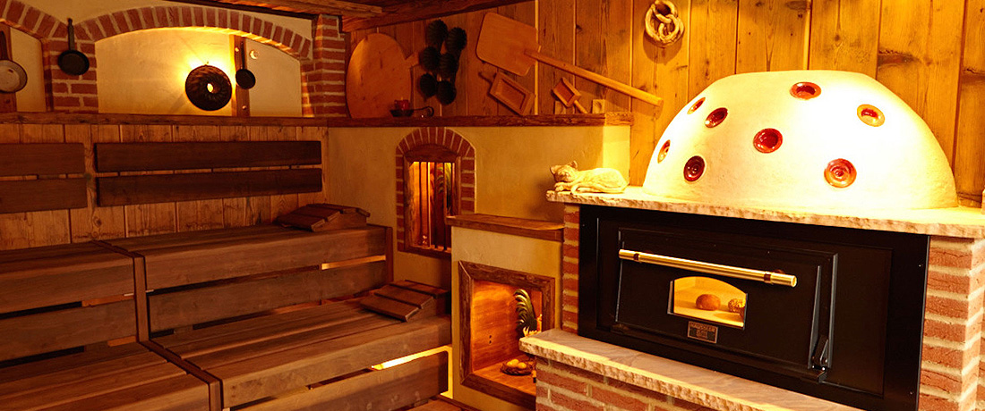 Rustic Sauna - Erdmann Sauna - Exclusive Saunas - Designsauna