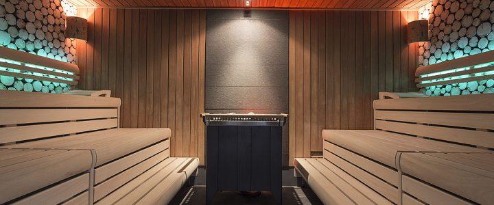 Sauna im Stadtbad Plauen strahlt in neuem Licht