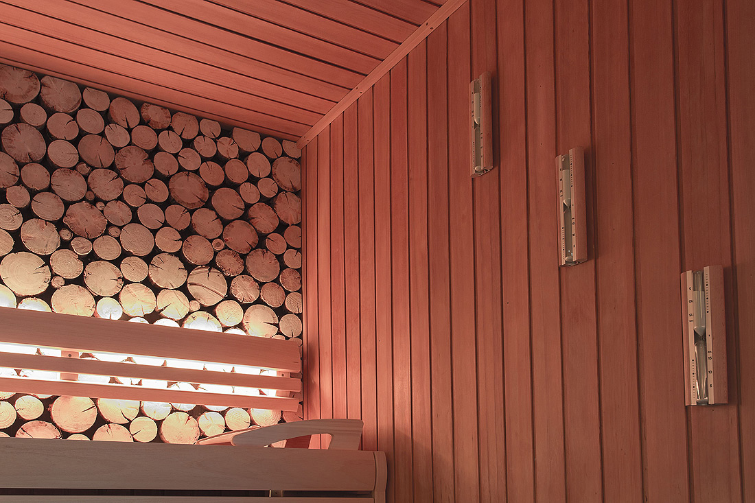 Erdmann Sauna Stadtbad Plauen Holzverkleidung